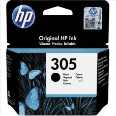 HP 305 Original Ink Cartridge - Black