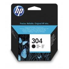 HP 304 Original Ink Cartridge - Black - N9K06AE