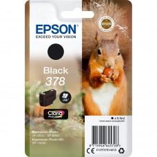 Epson 378 Squirrel Ink Cartridge - Black Original