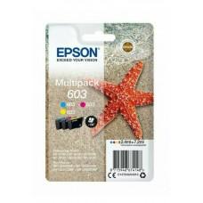 Epson 603 Original Ink Cartridge - Multi-pack - Cyan, Magenta, Yellow - Inkjet