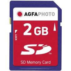 AgfaPhoto 2GB Premium SD Memory Card