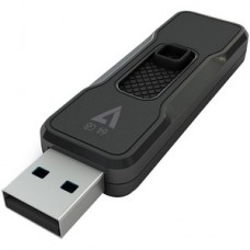 V7 VP264G 64 GB USB 2.0 Flash Drive - Black - 10 MB/s Read Speed - 3 MB/s Write Speed - 5 Year Warranty